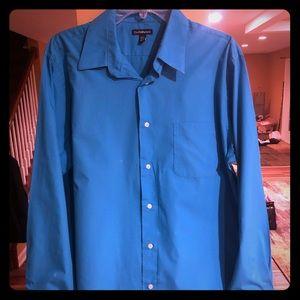 Croft & Barrow Light Blue Dress Shirt